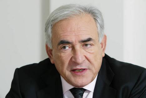 Dominique Strauss-Kahn, nei guai l'ex direttore del FMI.