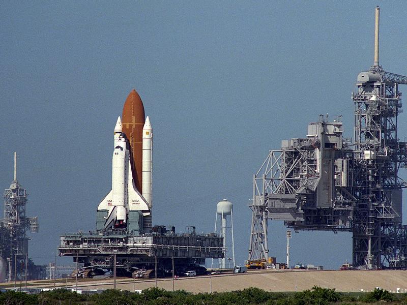 Shuttle Endeavour, slitta (nuovamente) l'ultimo viaggio.