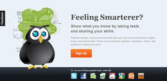 Quanto ne sai di Facebook, Google e Office? Smarterer te lo dice!
