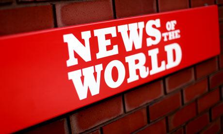 Goodbye News of the World.