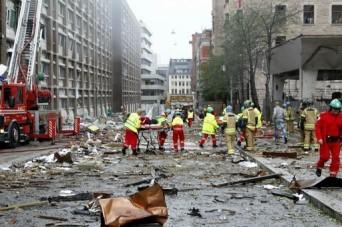 Attentati in Norvegia. Oltre 90 morti. L'odio religioso continua a far vittime.