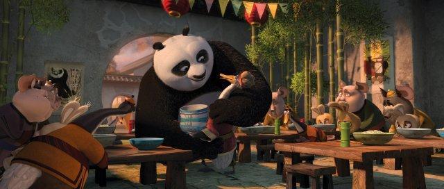 Kung Fu Panda II