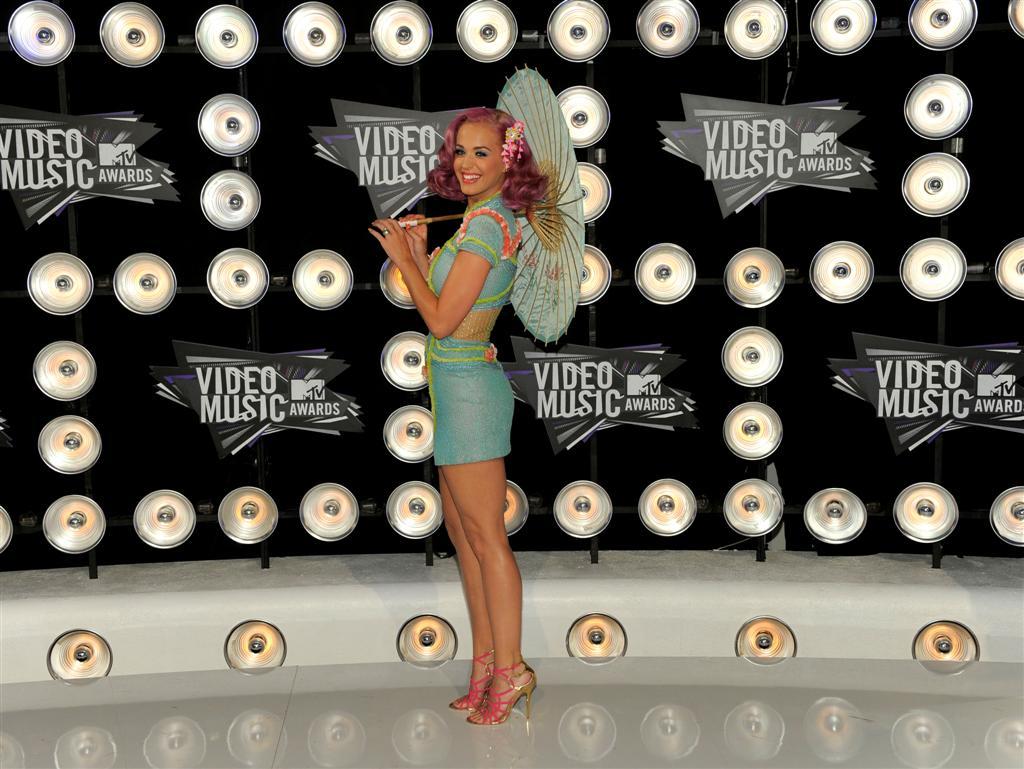 MTV Video Music Awards 2011, vincono le donne.