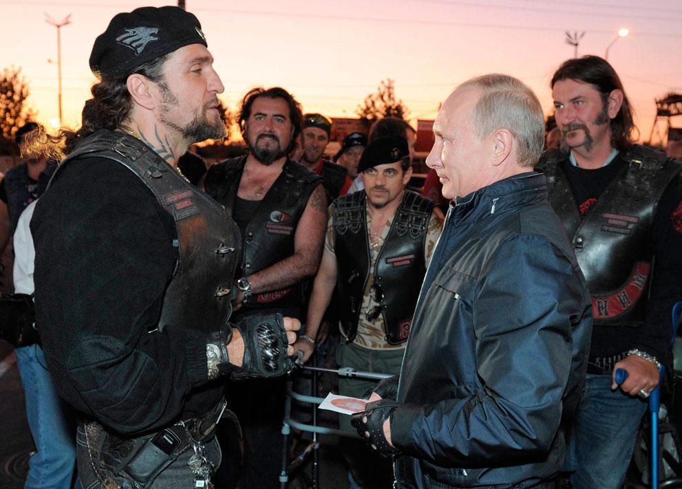Tutti i Putin del Presidente