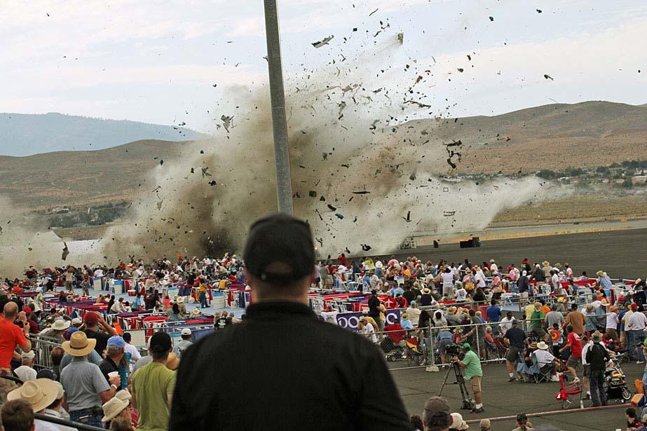 Air Show, 2 incidenti negli Stati Uniti.