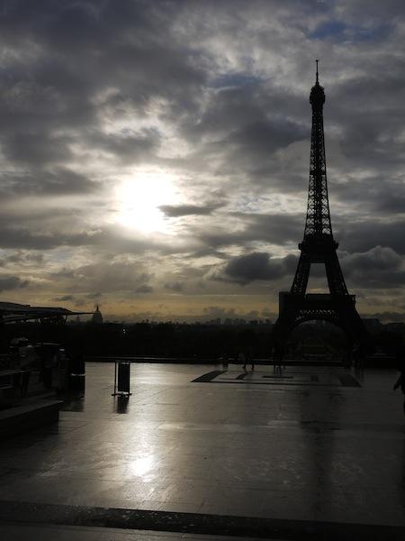 Parigi in 7 giorni - Parte I