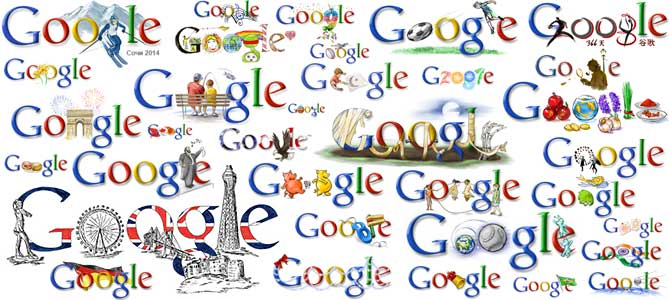 Google pazza per i doodle.