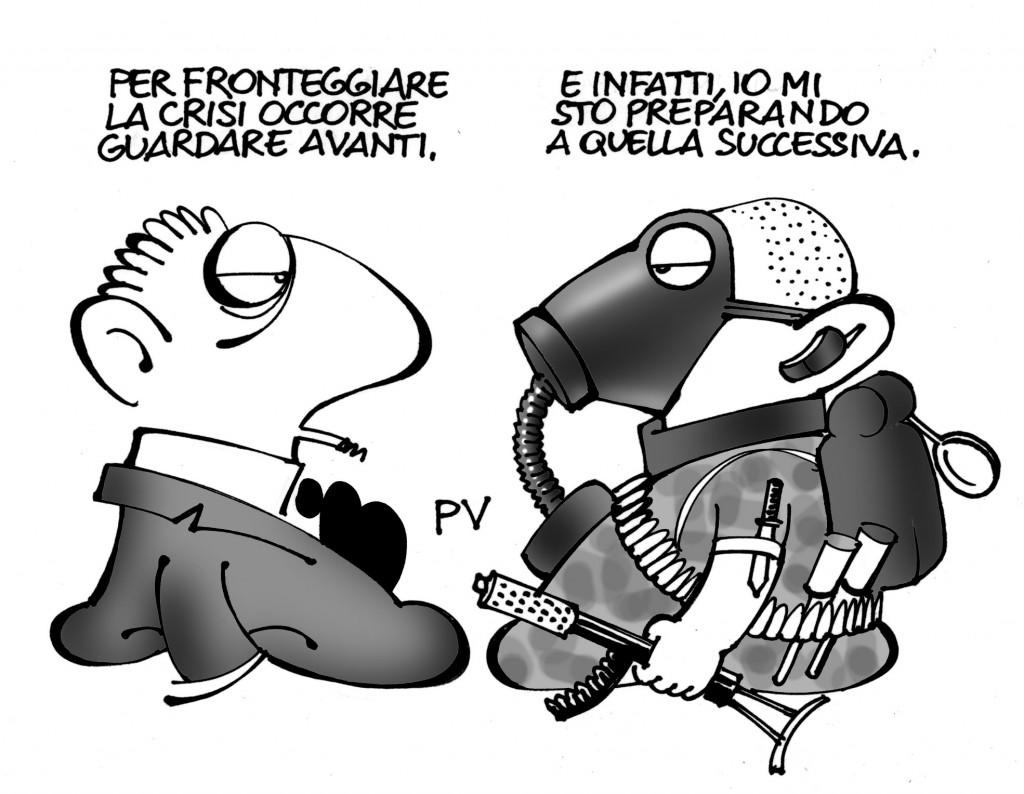 Gli indignati sono anche in Italia. Proteste in tutto il paese.