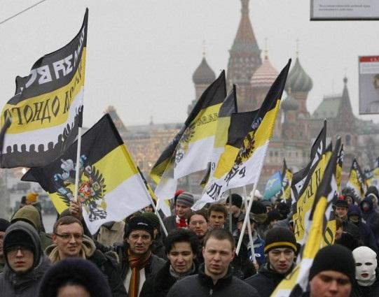 Mosca, in piazza contro Putin.
