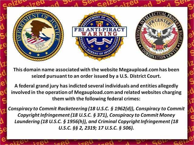 MegaUpload, FileSonic e la crociata di Anonymous [Pirateria]
