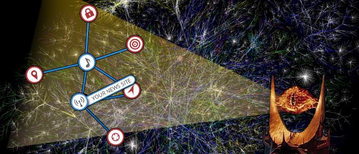 Watching the Watchmen, Collusion lo strumento che permette di spiare chi ci spia in rete
