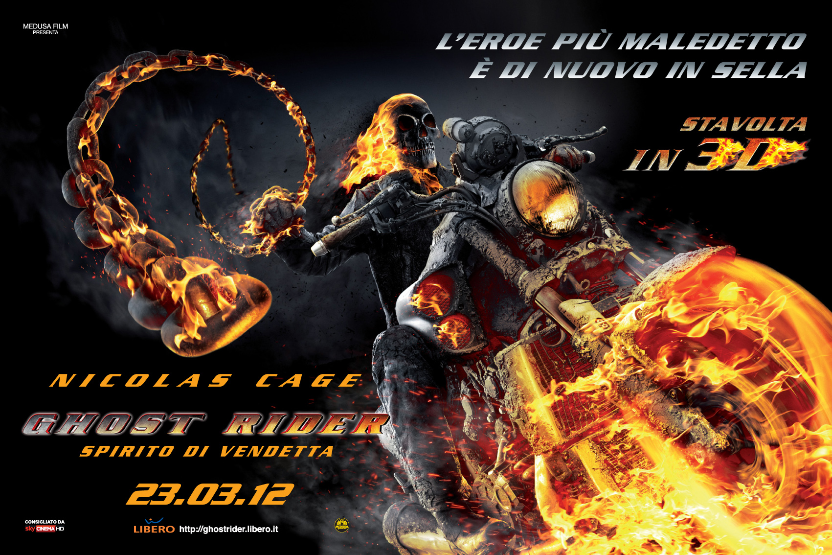 Prime visioni, tutte le uscite al cinema di marzo 2012.