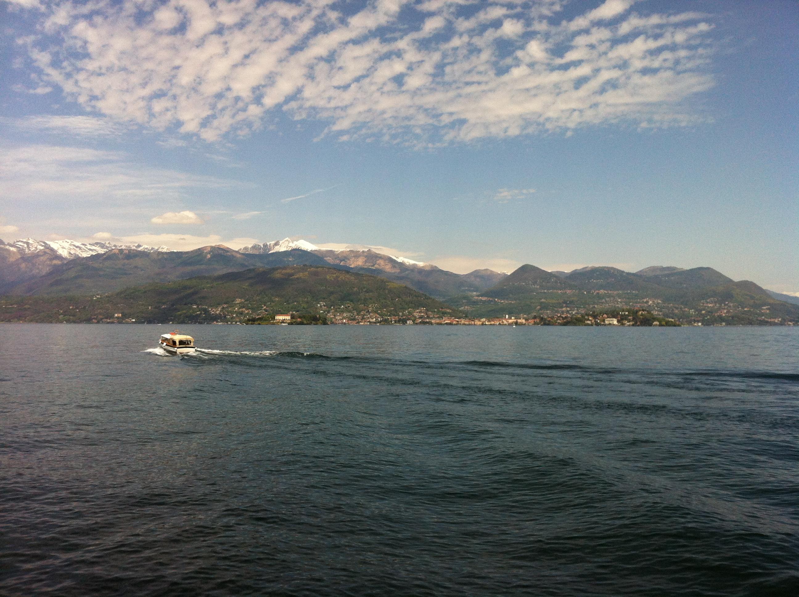 Idee per una vacanza: il lago Maggiore (parte I)