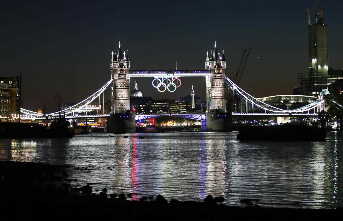 Londra 2012, tutti i numeri dell'Olimpiade