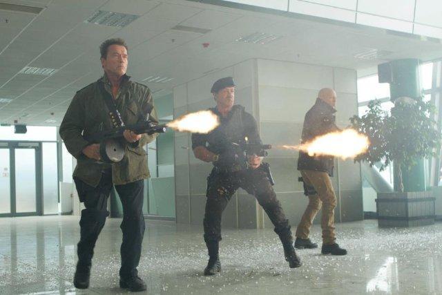 I Mercenari 2 - The Expendables 2