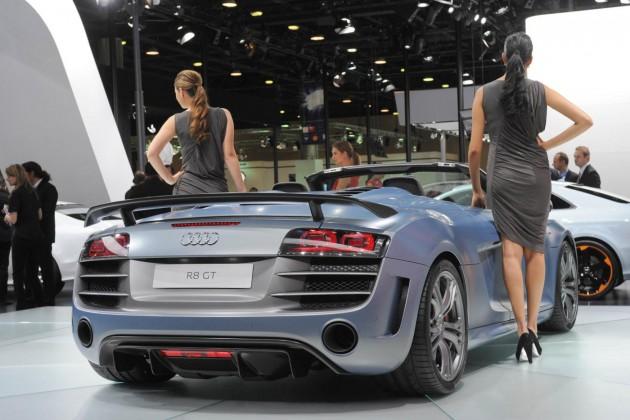 Motor Show 2012 parlerà tedesco. Al via dal 7 al 16 Dicembre.