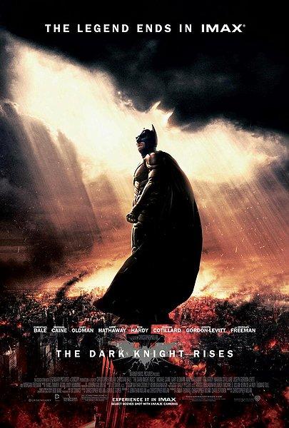 The Dark Knight Rises  Il Cavaliere Oscuro - Il Ritorno