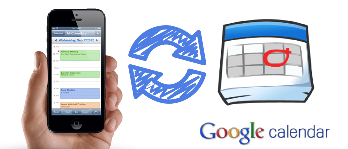 Sincronizzare Google Calendar e Calendar dell'iPhone [Guida Aggiornata iOS 5 e 6]