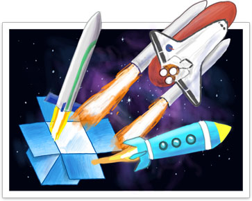 Dropbox Space Race - 3GB in più per tutti i possessori di account scolastici