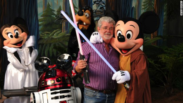 Lucas vende Star Wars a Disney Co. - I ribelli si sono venduti all'Impero?