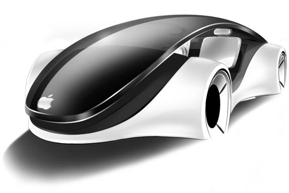 Sarà il 2013 l'anno dell'iCar di Apple? Magari insieme alla Ferrari?