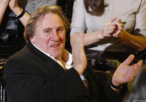 Francia: troppe tasse, Gerard Depardieu emigra in Belgio
