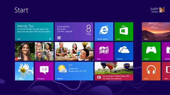 Ripristinare il Menu di Avvio (Start) di Windows 8
