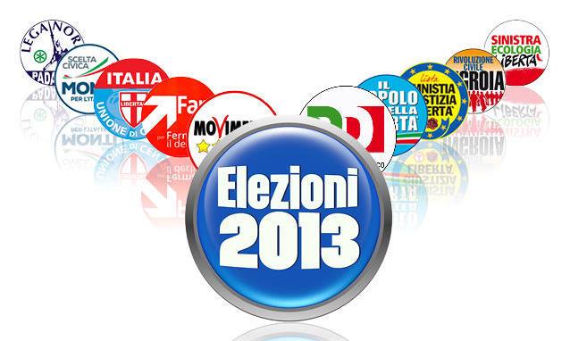 Elezioni Politiche 2013. Confronto dei programmi. Cittadinanza agli stranieri, Sicurezza, Sanità