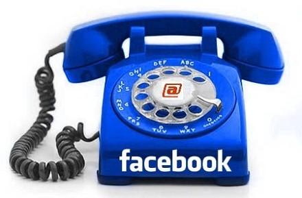 Come si fa a chiamare con Facebook?