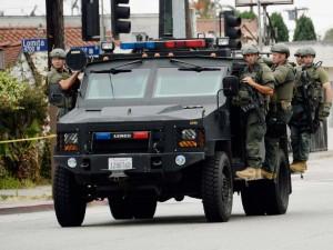 Usa, 107enne ingaggia sparatoria con le forze speciali