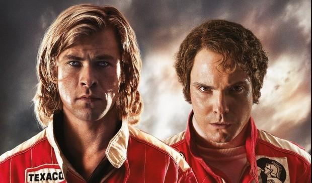 Rush. Un bellissimo film per chi ama la Formula 1 e non solo