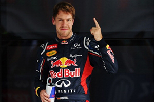 Mondiale di F1, Vettel si laurea campione per il quarto anno consecutivo