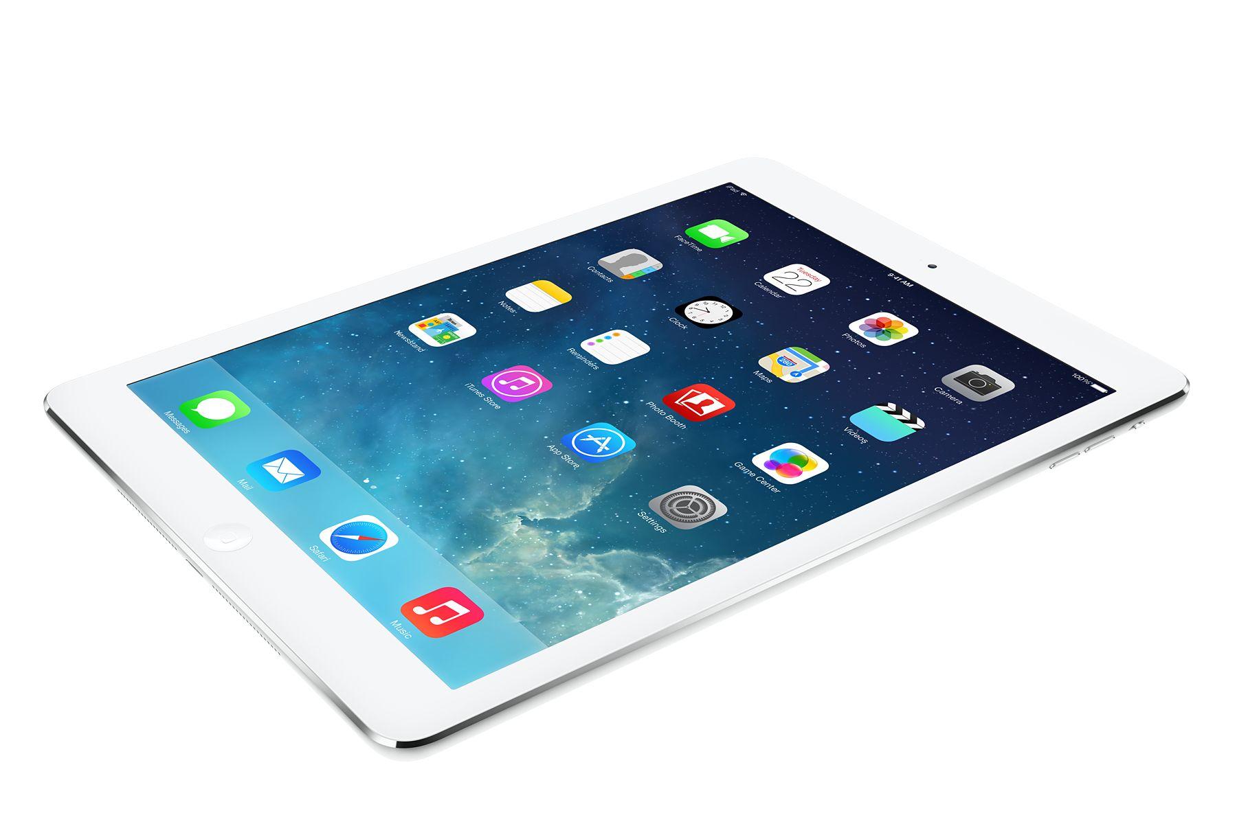 Apple presenta il nuovo iPad, Air!