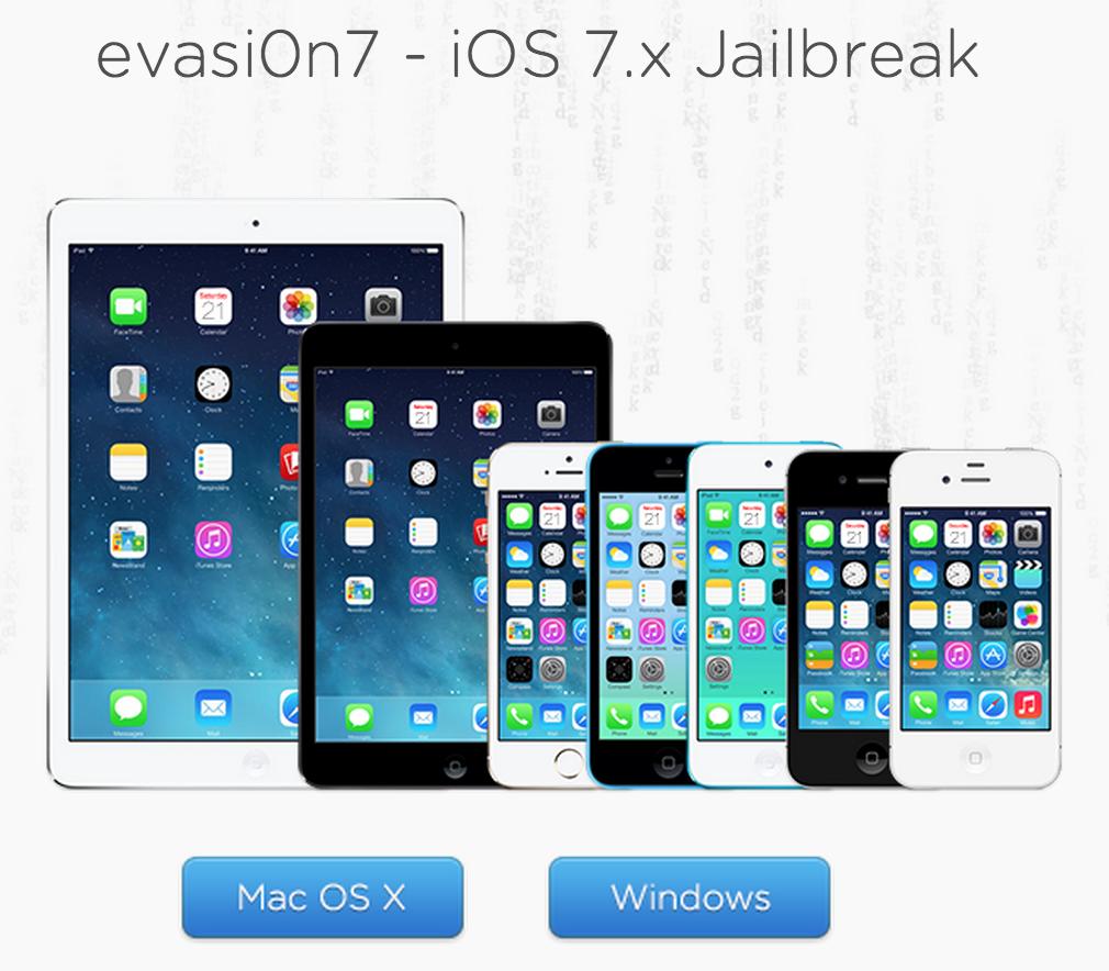 Jailbreak iOS 7. Colpo grosso dal Drago Rosso