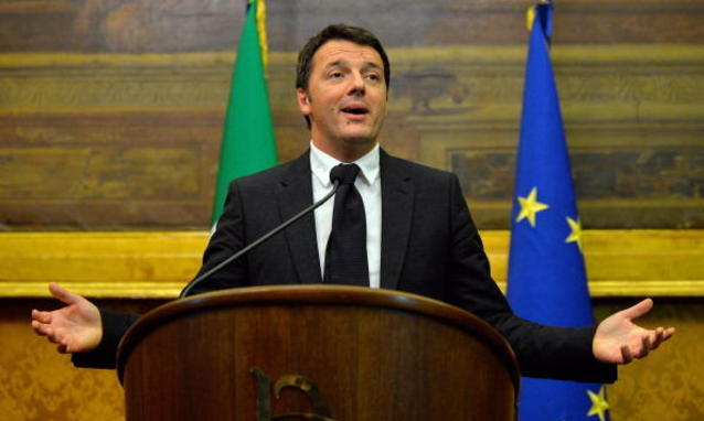 I ministri di Renzi