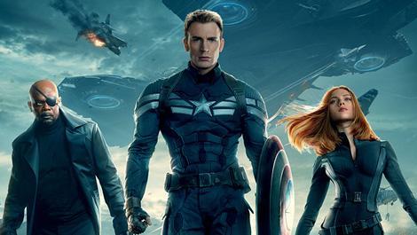 Adesso nelle sale: Captain America - Il soldato d'Inverno