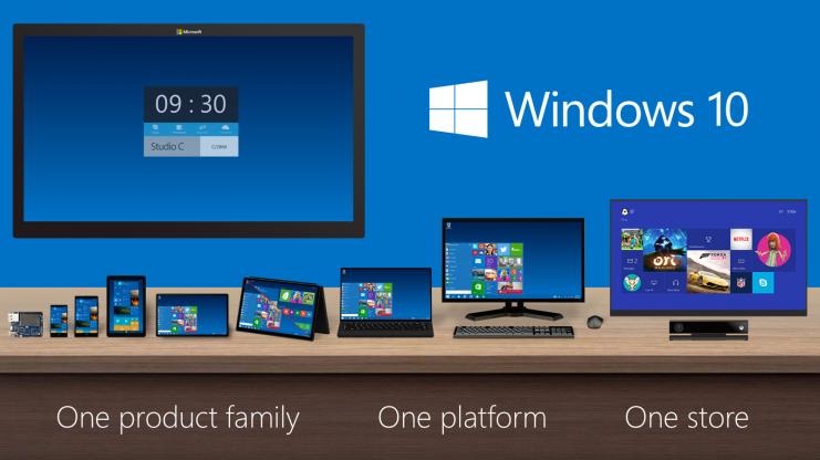 Microsoft presenta il successore di Windows 8. Windows 10 (E il 9?)
