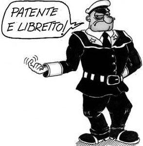 Rischio multa se patente e libretto hanno diverso intestatario