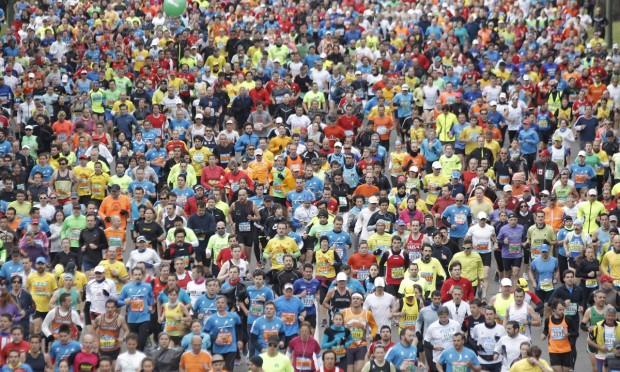 Tutte le maratone del 2015 con date