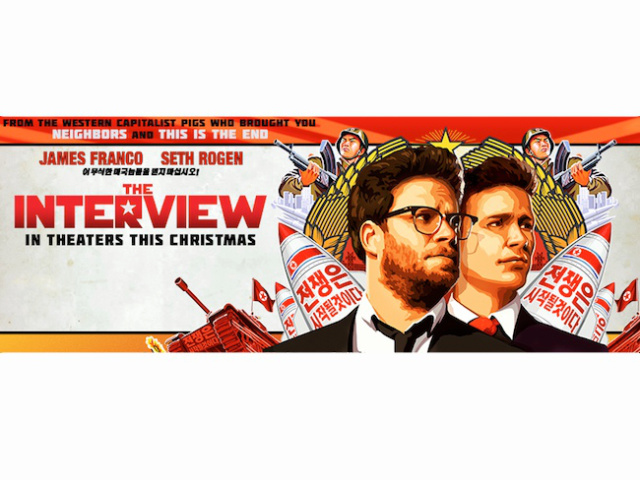 The Interview proiettato nelle sale Usa