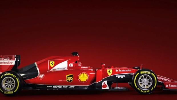 Presentata la nuova Ferrari: SF15-T