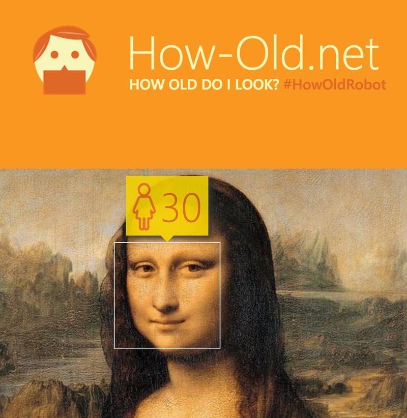 Quanti anni hai? Te lo dice Microsoft con una foto
