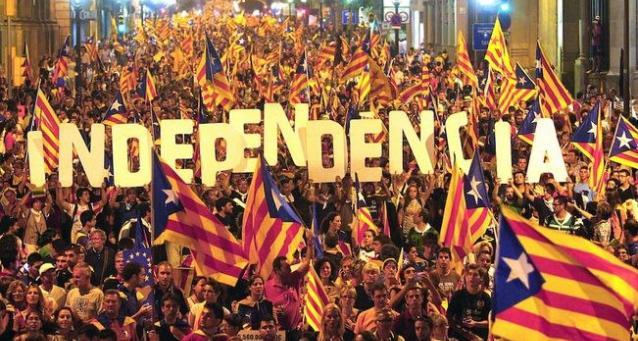 Catalogna, vince la voglia di indipendenza