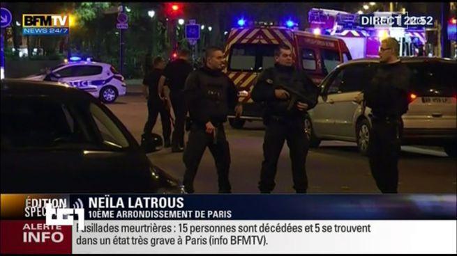 13 Novembre 2015. Attentati a Parigi e alla libertà