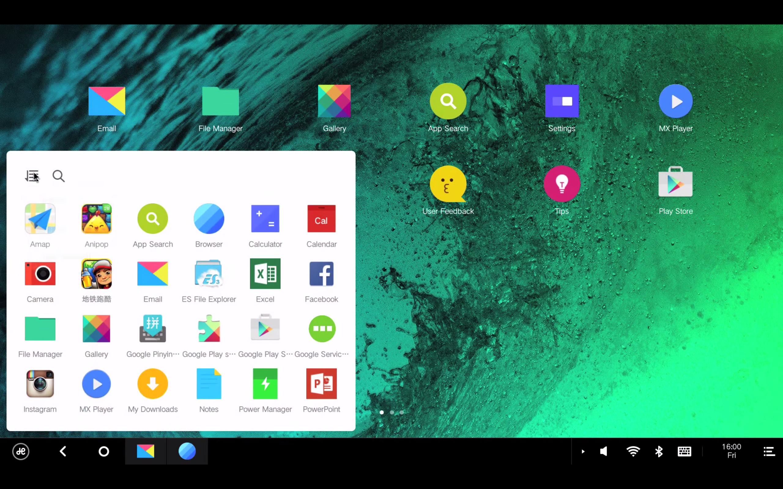 Remix OS porta sui PC tutta la leggerezza e le app di Android.