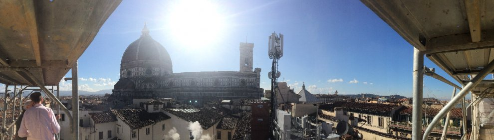 Firenze, antenna telefonica