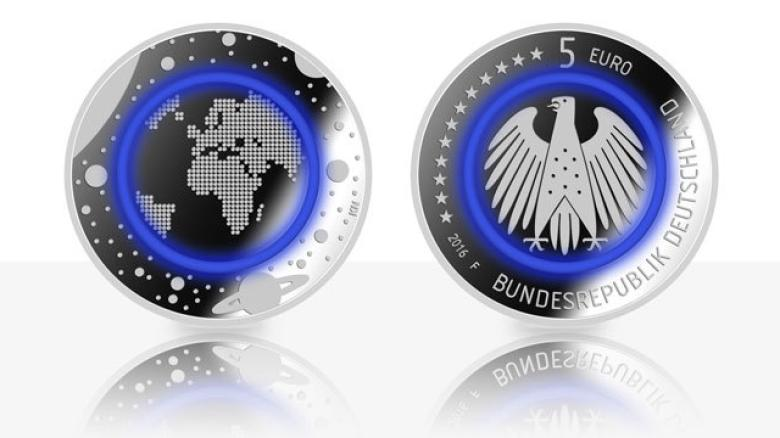 Arriva la moneta da 5 euro in Germania