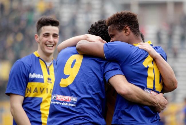 Parma promosso il Lega Pro