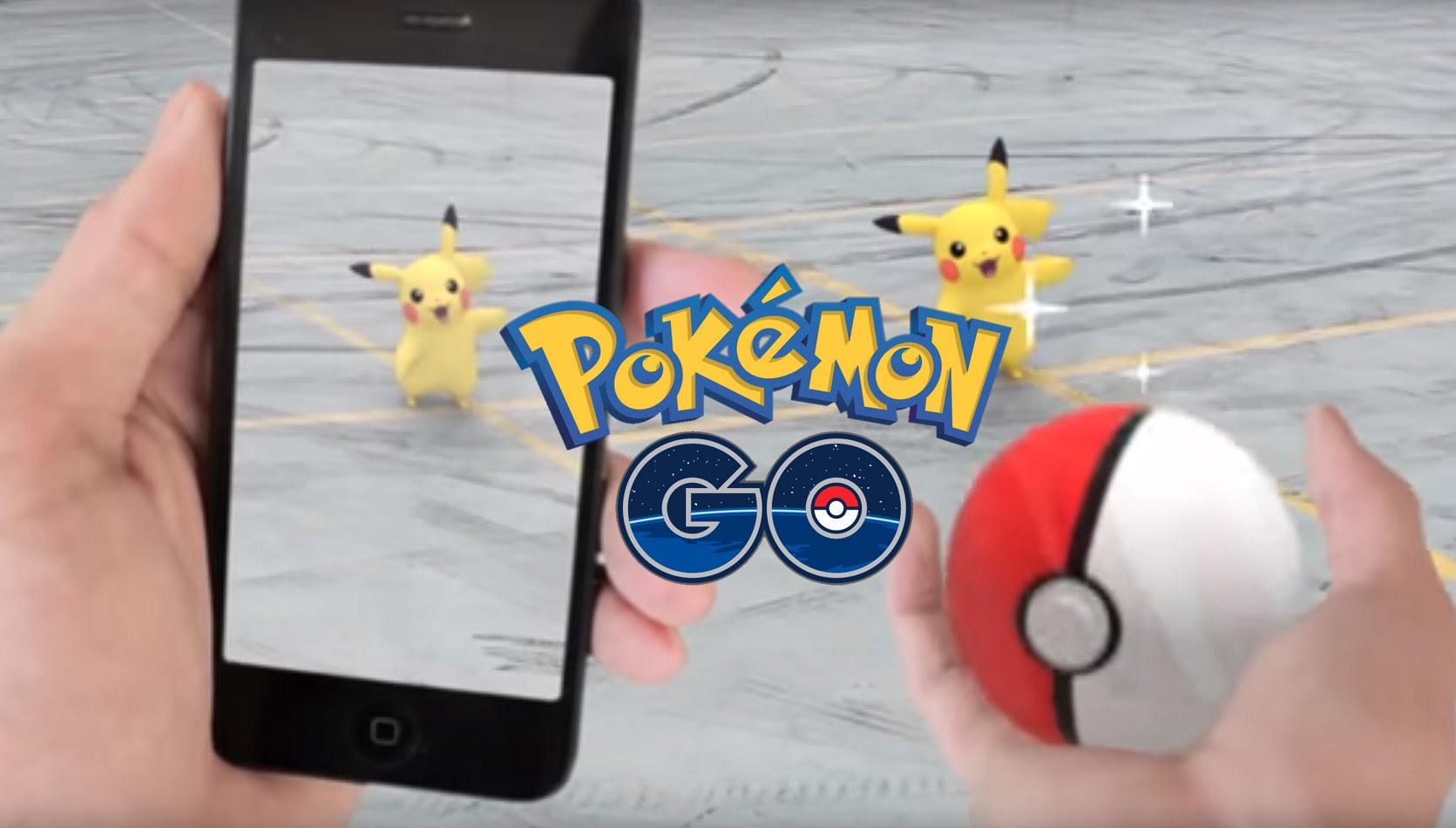 Pokémon Go, l'app di realtà aumentata che fa impazzire il mondo