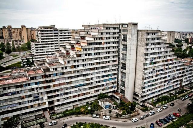Napoli e il piano per demolire le Vele di Scampia